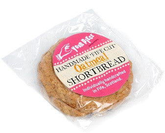 Oatmeal Shortbread Twin Pack 50g