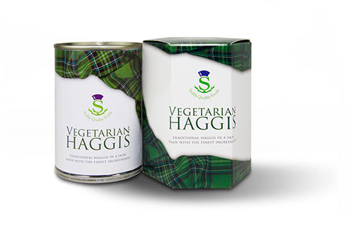 Stahly Vegetarian Haggis (Suitable for Vegans)