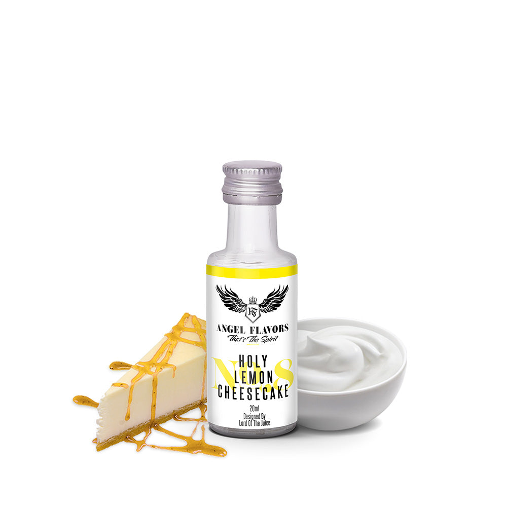 HOLY LEMON CHEESECAKE 20ml