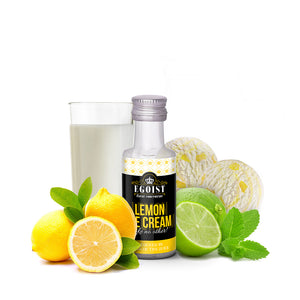 LEMON ICE CREAM 20ml