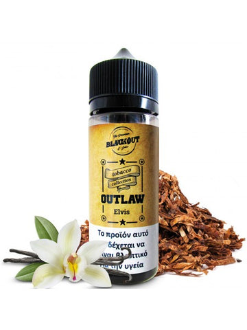 BLACKOUT OUTLAW Elvis 120ml