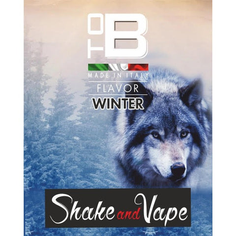 ToB Shake and Vape Winter Aroma.