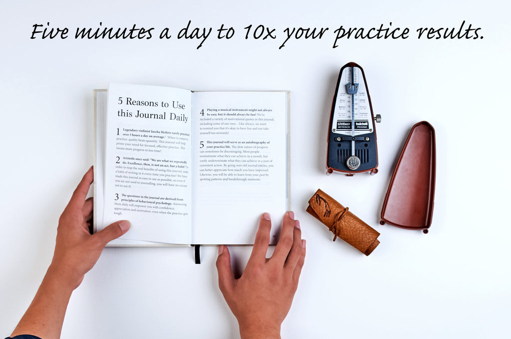 The Practice Journal