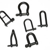 SHACKLES IN STAINLESS STEEL