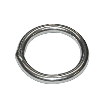 STAINLESS STEEL BRIDLE RINGS (10 PACK) - Opti1362