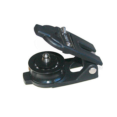 1375 - Snatch Block 40 mm Sheave diameter with SS Ball Bearing - Open Pulley - Nautos Usa