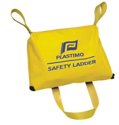 Safety Ladder - PLASTIMO - 5 steps or 4 steps option. | Nautos-usa