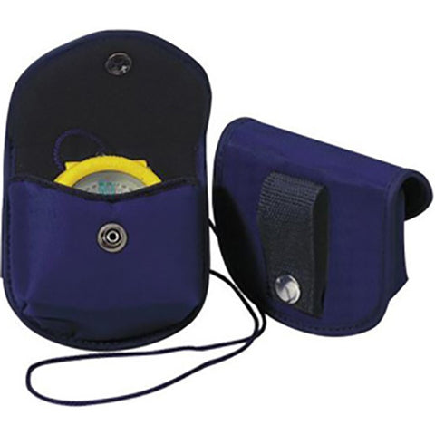 38184 - PADDED PROTECTION POUCH FOR IRIS 50 COMPASS - NAVY BLUE - PLASTIMO