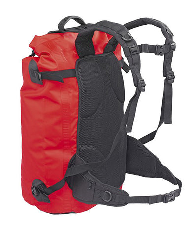 58048 - WATERPROOF BACKPACK – -PVC WATERPROOF BACKPACK – RED -500 D - Plastimo