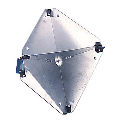 583422 - STAMPED ALUMINUM RADAR REFLECTOR