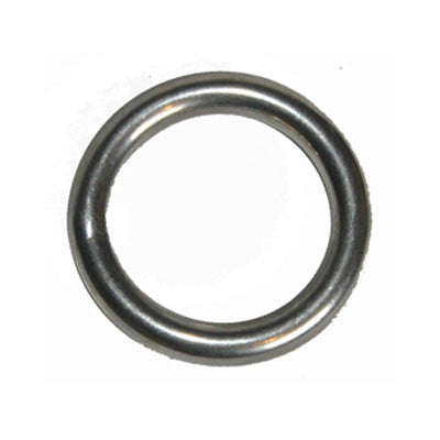 "630 - STAINLESS STEEL 6 MM ( 1/4"") RING - 30 MM"