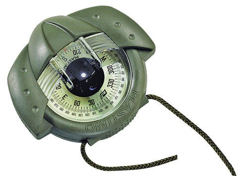 63873 - IRIS 50 - GREEN ARMY - HAND BEARING   COMPASS - By PLASTIMO