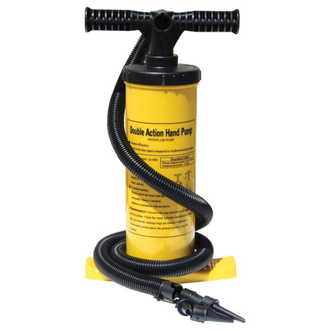 DOUBLE ACTION HAND PUMP W/GAUGE ADVANCED ELEMENTS - 787565