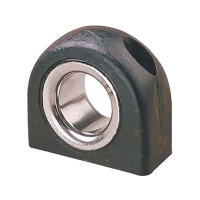 82615 - NYLON FAIRLEAD WITH STAINLESS STEEL INSERT