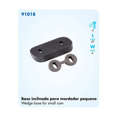 91018 WEDGE BASE FOR SMALL CAM CLEAT - SET OF 4 PIECES