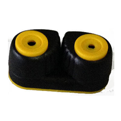 91026 TY - SMALL COMPOSITE CAM CLEAT - YELLOW TOP