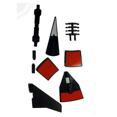 91160 WIND VANE  PLASTIC REPAIR KIT