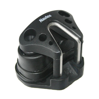 91182.26 - FAIRLEAD AND SMALL CAM CLEAT - black  FAIRLEAD