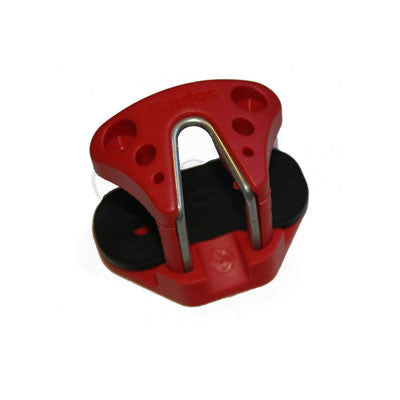 91186- FAIRLEAD FOR BIG CAM CLEAT - RED