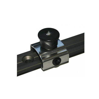 91402 - STOP BUTTON FOR 25 MM T TYPE TRACK