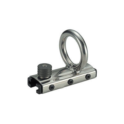 T TRACK 32 MM Nautos #91417-SPINAKER CAR CONTROL-SLIDER WITH RING AND EARS 1 1//4
