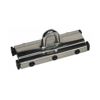 "91401 - SLIDING CAR WITH EYE - 3 3/4"" LENGTH - 25 MM TRACK"