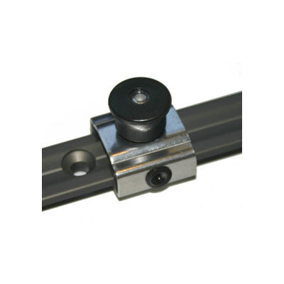 91412 - STOP BUTTON FOR 32 MM T TYPE TRACK