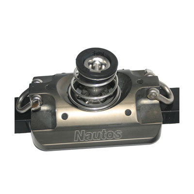 "91651 - BALL BEARING 4.8"" ( 120mm) CAR WITH STAND UP AND CONTROL SHACKLES- TORLON BALL BEARINGS"