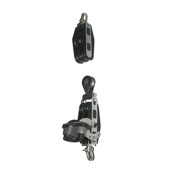 Optiparts Mainsheet Fiddle Double Block