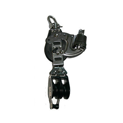 92772 - SINGLE SWIVEL RATCHET WITH CAM AND DOUBLE 39 MM SWIVEL
