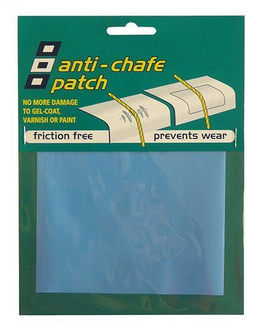 Anti-chafe Patches - CLEAR - PSP Tapes - 130 mu and 250 mu.