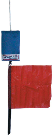 PROTEST FLAG IN POUCH W/ LANYARD - Opti1373
