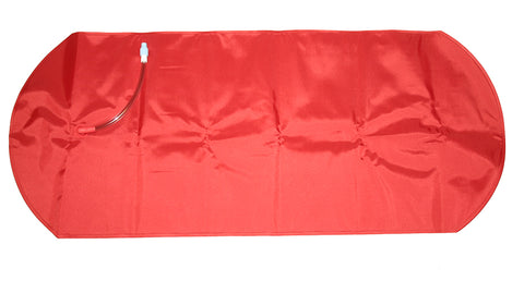 "SB2902 - BUOYANCY BAG - OPTIMIST RACE BAG IOD- RED -39""X16"" - HOLT"