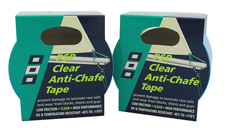 Anti Chafe Roll - Clear - 130 and 250 mu thickness - PSP