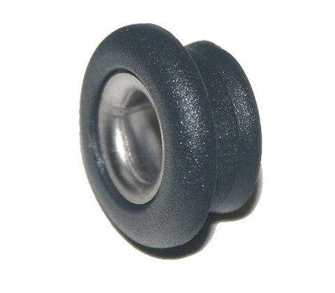"DECK BUSH - NYLON WITH S/S INSERT - HPN182 -  8mm~ 5/16"" ID - 6.5mm~9/32"" DEEP."