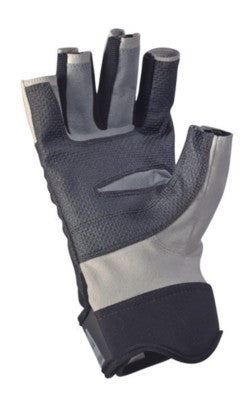 Gloves Racing - Five Fingers Cut - Washable Amara Kevlar and Spandex - Plastimo