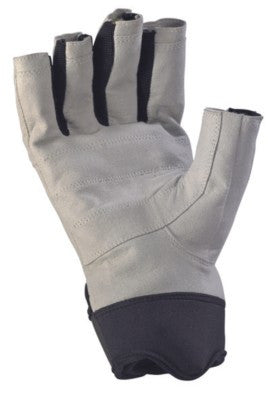 SAILING GLOVES - SPORT - FIVE FINGERS CUT -WASHABLE  AMARA - GRIPY PALM - Plastimo