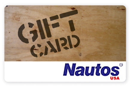 Nautos Usa Gift Card