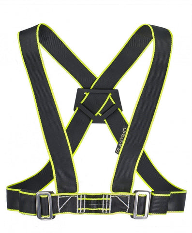 66829 - DOUBLE ERGONOMIC ADJUSTABLE  SAFETY HARNESS  - Plastimo