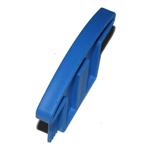 "HPN200B  - MAST CHOCK - FLAT - BLUE - 3/8"" ~ 10MM"