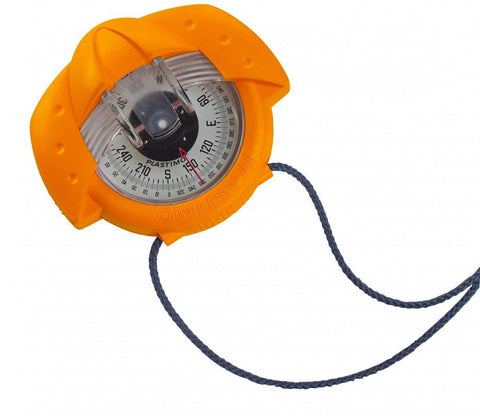 63599 - IRIS 50 - HAND BEARING COMPASS - ORANGE - PLASTIMO