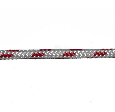 "MRDB015- 6 MM / 1/4"" - RED FLECK- SELL BY FOOT"