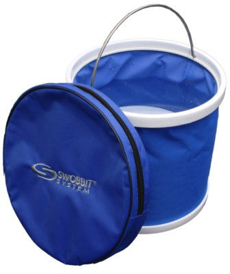 COLLAPSIBLE BUCKET - 182510 - 25cm diameter collapsible bucket