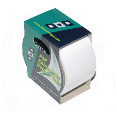 "P15004010 - PSP TAPE- SPINNAKER REPAIR TAPE -WHITE -  2"" WIDE"