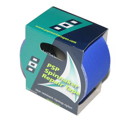 "P15004041 - PSP TAPE- SPINNAKER REPAIR TAPE -DEEP BLUE -  2"" WIDE"