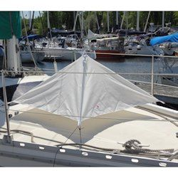 "Nautos Hatch Umbrella - Rain Hatch cover - 42"" x 42"" x 30"""