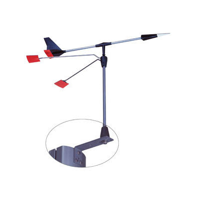"WINTEC - Wind Indicator In Aluminum And Polycarbonate For Sailboats- 12"" 15"" And  18"" Arrows"