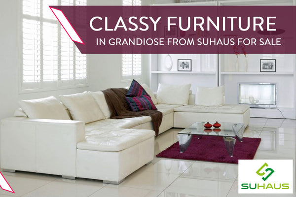 Classy Furniture In Grandiose From Suhaus For Sale