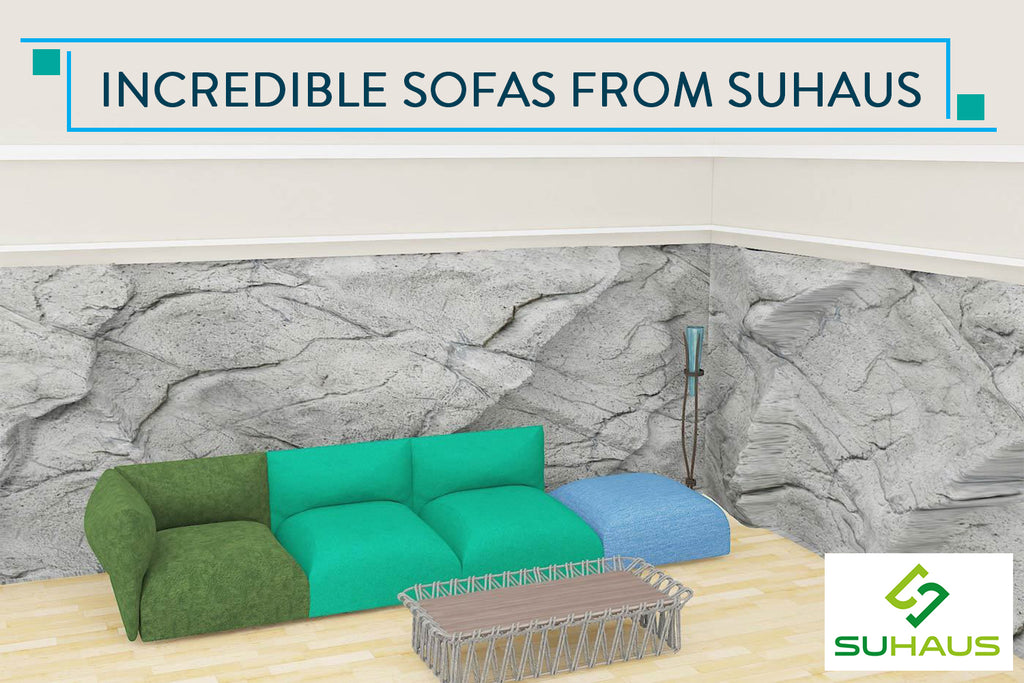 These Incredible Sofas From Suhaus