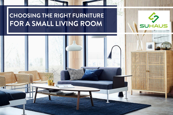 Choosing the Right Furniture for a Small Living Room